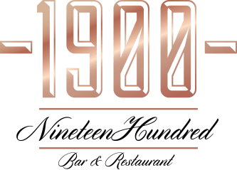 Menus   1900 Bar and Restaurant